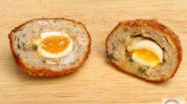 ทอดมันห่อไข่